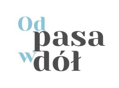 """logo Stowarzyszenia """"Od pasa w dół"""""""