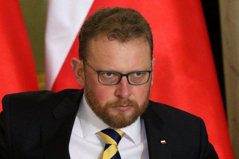 Minister Zdrowia Łukasz Szumowski krytycznie odniósł się do projektu ustawy o dobrowolności szczepień.