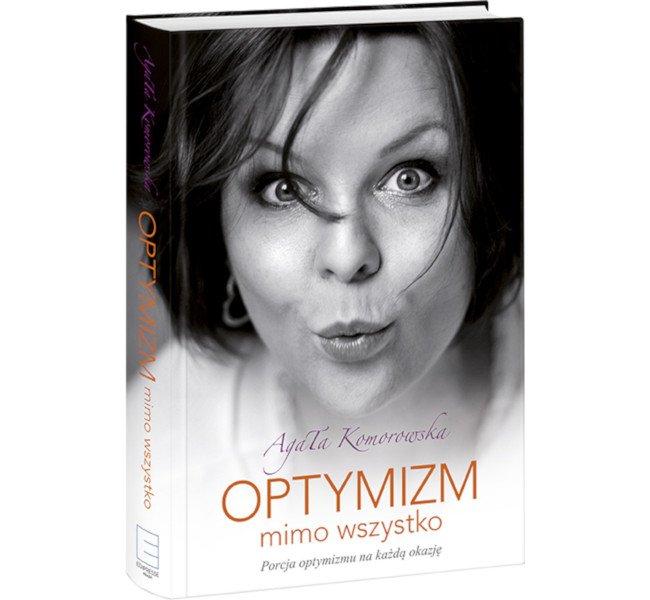 """Dlaczego warto przeczytać książkę """"Optymizm mimo wszystko""""?"""