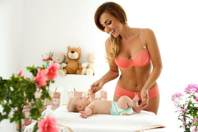 Każda mama zasługuje na komfortową bieliznę. I każda jest piękna.