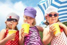 Nie ma nic lepszego na letnie upały niż woda - my to wiemy, a jak przekonać dzieciaki?