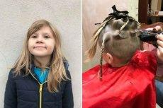 7-letni Olek przez 2 lata zapuszczał włosy, by oddać je na perukę dla dzieci chorych na raka