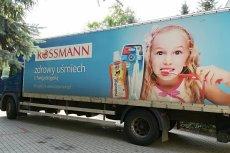 Podarunek Rossmanna dla hospicjum.