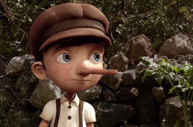 """""""Prawdę mam w nosie"""" - tym hasłem promowany jest nowy film """"Pinokio"""""""