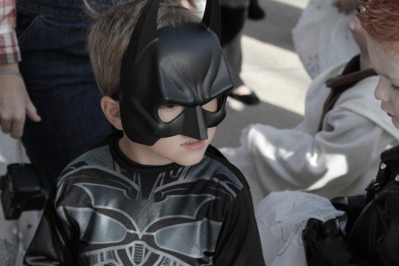 """""""Efekt Batmana"""" wpływa na efektywność pracy."""