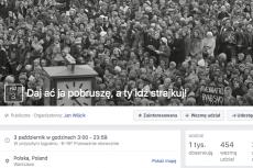 Wydarzenie na portalu społecznościowym, udostępniono już ponad trzy tysiące razy.