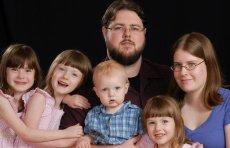 Wielodzietna rodzina ma swoje plusy