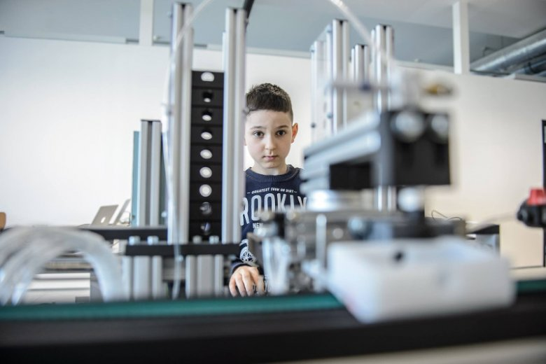 Kamil jest najmłodszym studentem w Polsce