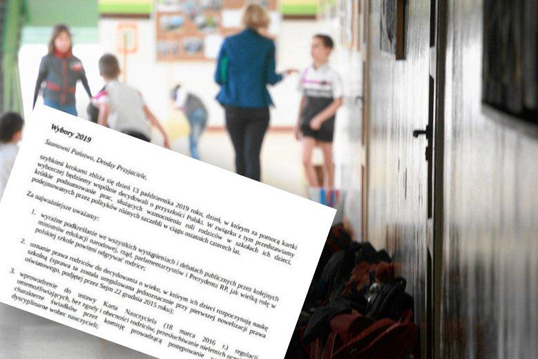 Zakaz agitacji wyborczej w szkołach nie został złamany