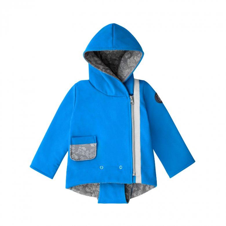 Rewolucyjna kurtka dla dzieci.