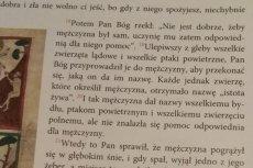 Stary Testament w podręczniku do języka polskiego to słuszny wybór?
