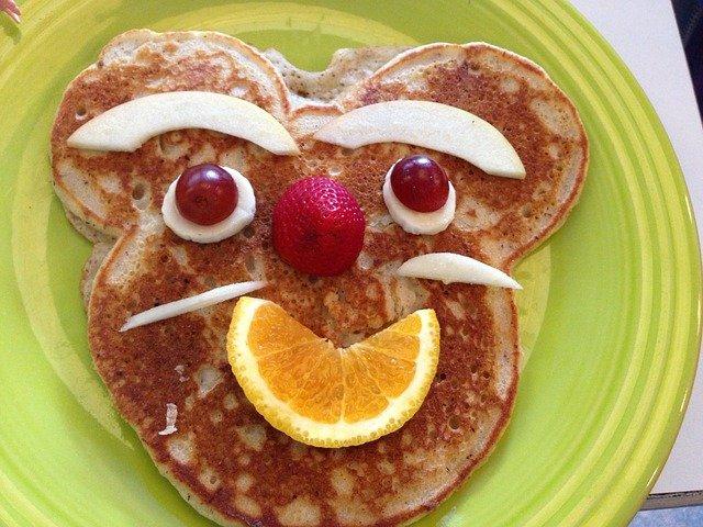 Fot. Pixabay / [url=https://pixabay.com/pl/pancake-twarz-śniadanie-przekąska-767567/]laundrya[/url] / [url=https://pixabay.com/pl/service/terms/#usage]CC0 Public Domain[/url]