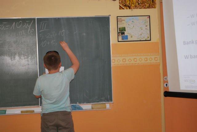 Często Wolontariusz jest najbliższą osobą, jaką ma dziecko.