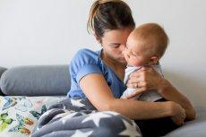 Jak leczyć katar u niemowlaka?