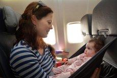 Podczas lotów samolotem dzieci mogą liczyć na specjalne traktowanie
