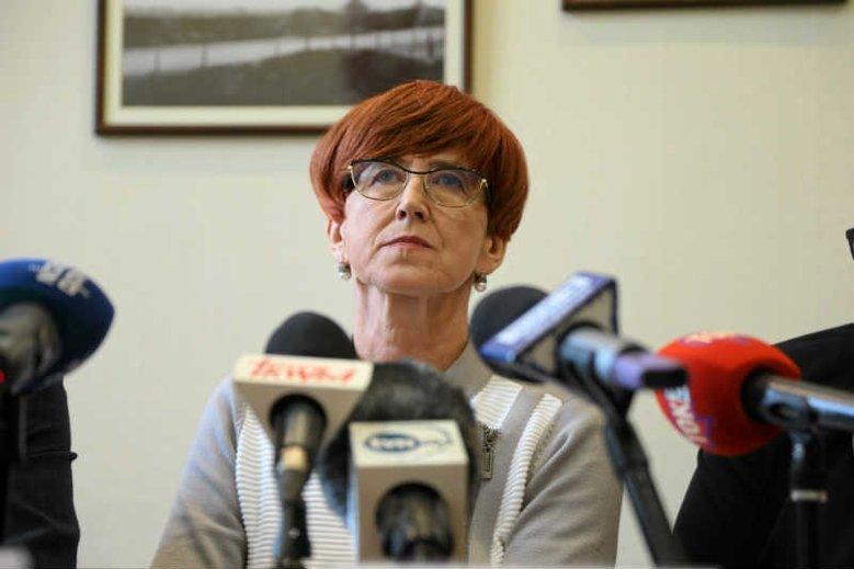 Minister Rafalska zapowiedziała, że wzrosną zasiłki dla niepełnosprawnych
