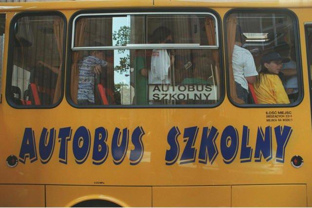 Kontrole wykazały, że co trzeci autobus dowożący dzieci do szkoły był niesprawny