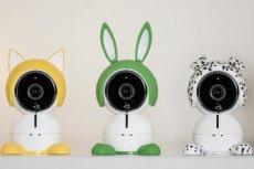 Kamery do monitorowania Arlo Baby.