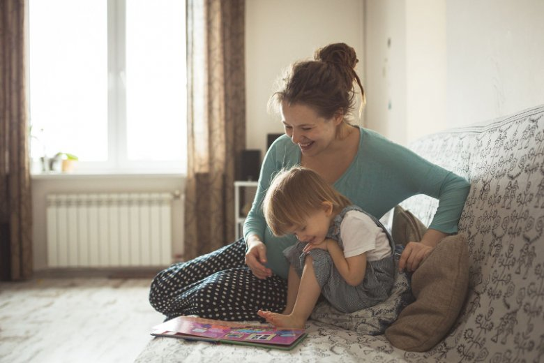 Dzieci potrzebują bezwarunkowej akceptacji do tego, aby wzrastać.
