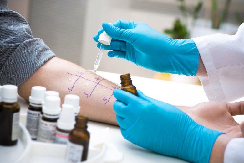 GIF wycofał popularny preparat do testów skórnych