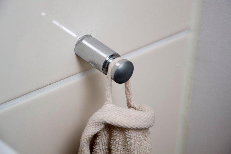 Ręczniki należy prać w temperaturze co najmniej 60 st. C