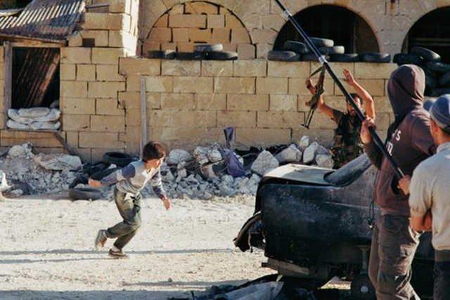 """Historia małego """"syryjskiego bohatera"""" to jednak mistyfikacja"""