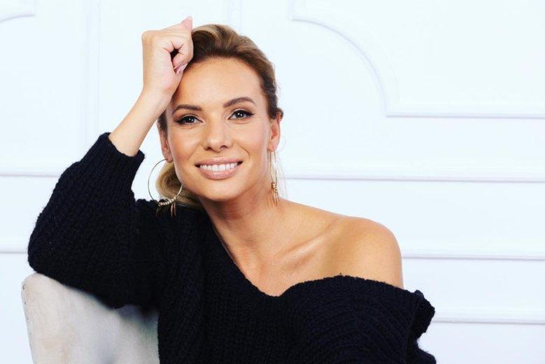 Izabela Janachowska od 5 lat jest w związku małżeńskim ze starszym o 27 lat Krzysztofem Jabłońskim