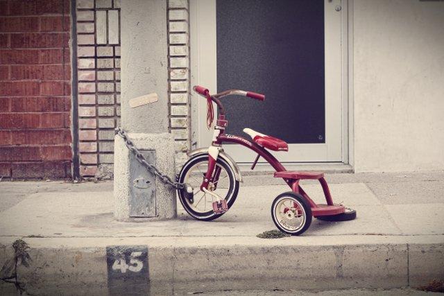 Fot. Unsplash / [url=https://download.unsplash.com/15/tricycle.JPG] Florian Klauer[/url] /  [url=http://bit.ly/CC0-PD]CC0 Public Domain[/url]