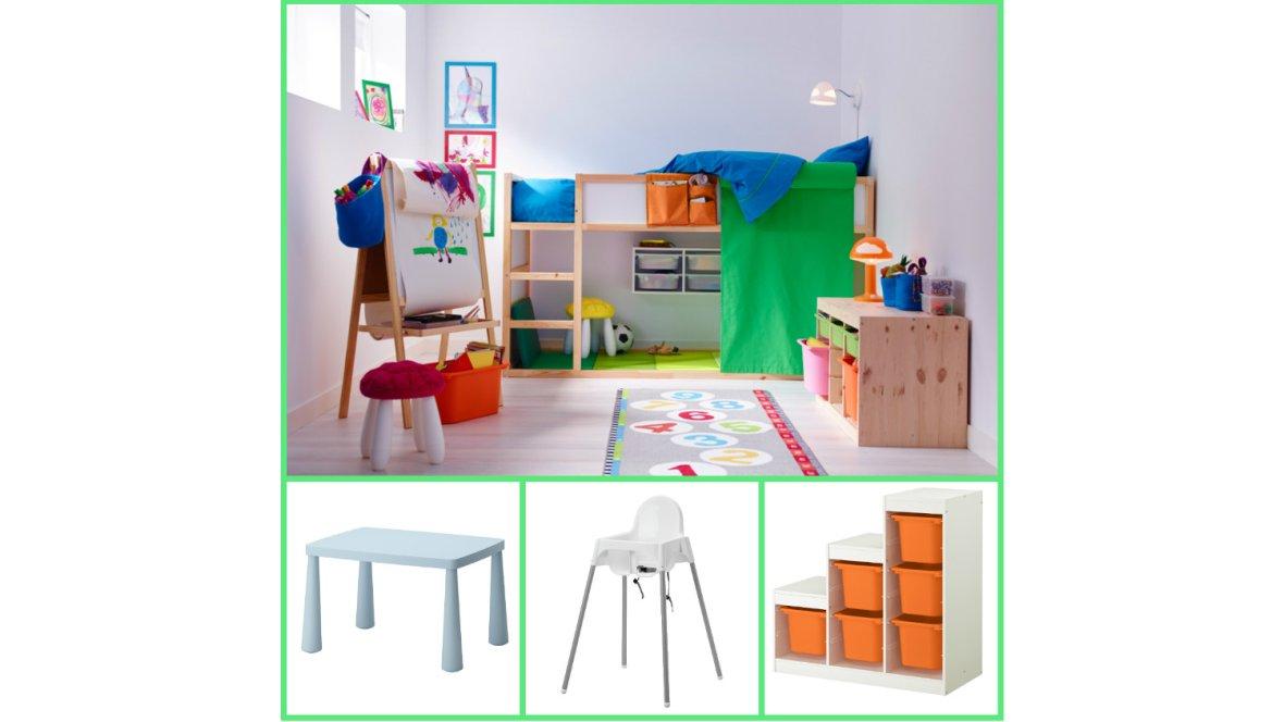 15 Najlepszych Produktów Dla Dzieci Z Ikea Znasz Wszystkie