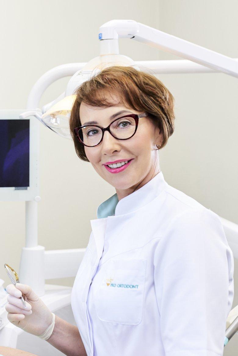 Dr Arleta Nawrolska, klinika Pro Ortodont