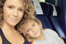 Monika Mrozowska nie obawia się pokazywać twarzy swoich dzieci