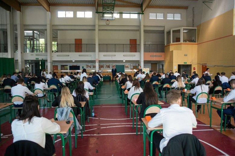 Rekrutacja do szkół średnich.