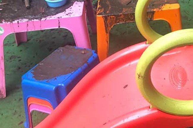Kąciki zabaw generują więcej problemów niż ich brak...?