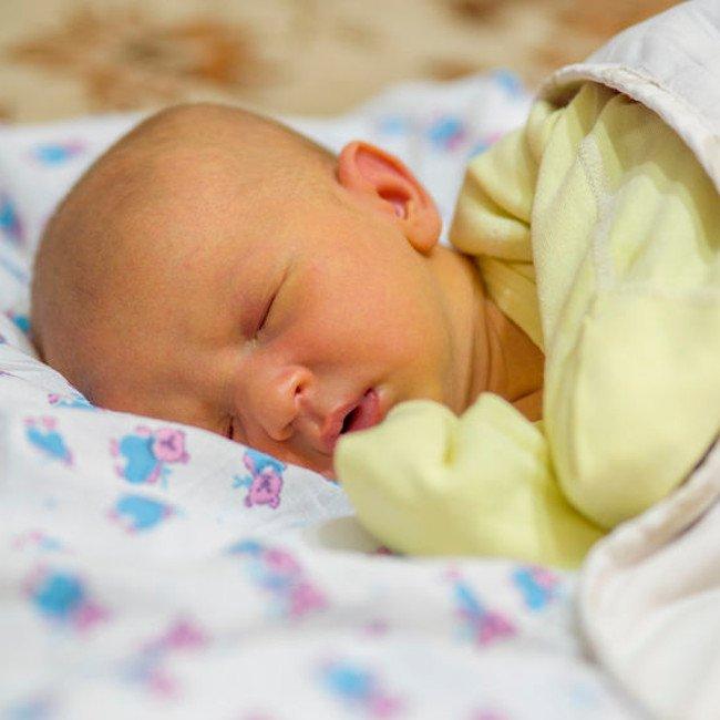 Żółtaczka u noworodka. Fizjologiczna.