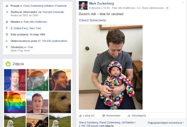 Fot. Screen z Facebook.com
