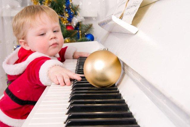 Muzyka jest sprzymierzeńcem dziecięcego rozwoju.