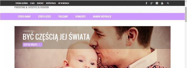Fot. Screen ze strony [url=http://mamineskarby.pl/]Mamine Skarby[/url]