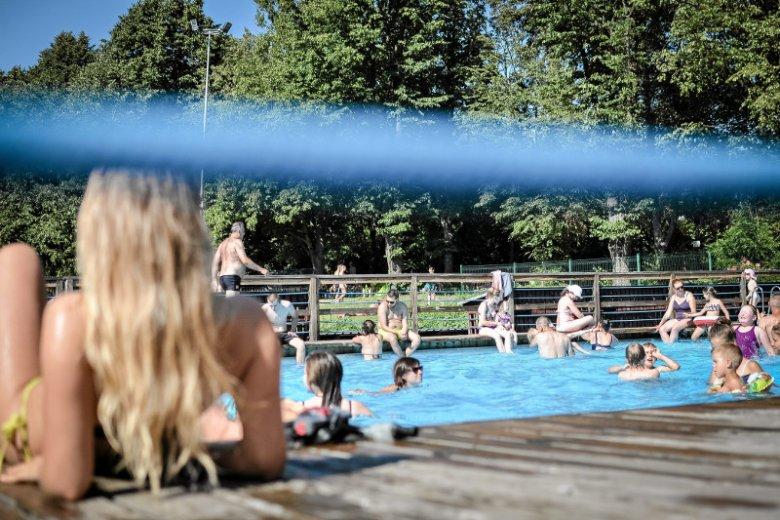 Czy baseny są czyste?