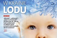 Fragment okładki nowego wydania tygodnika.