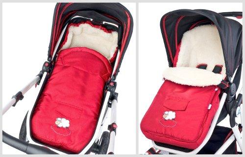 Śpiworki sprawdzą się znakomicie w wózkach gondolach i spacerowych. Fot. śpiworek do wózka Sensillo, [url=http://www.sensillo.pl/]www.sensillo.pl[/url]