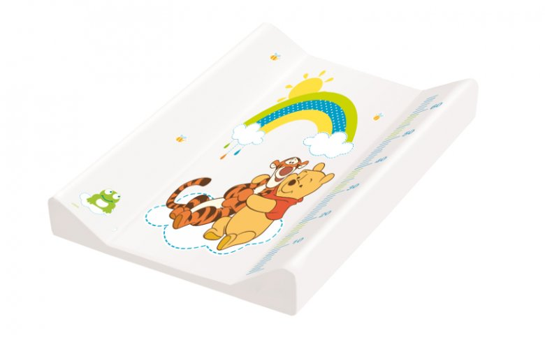 W ofercie firmy keeeper znajduje się przewijak z miarką WTP, który idealnie pasuje do łóżeczka o wymiarach 60 cm, ale można też zrobić z niego użytek na wielu różnych powierzchniach