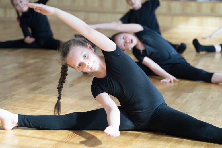 Co się stanie, gdy dziecko zacznie codziennie ćwiczyć?