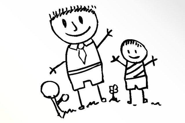 """""""Wydaje nam się dziwne, że mężczyzna zajmuje się małymi dziećmi. Ale to bardzo krzywdzące"""""""