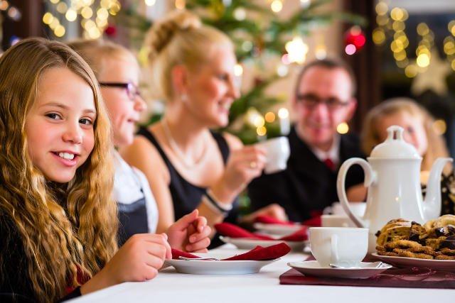Święta trwają tylko dwa dni, więc wywracanie w tym czasie życia dzieci do góry nogami jest kompletnie bez sensu.