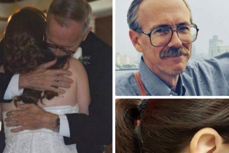 Córka wykonała tatuaż by uczcić pamięć swojego ojca. Czy to dobry pomysł?