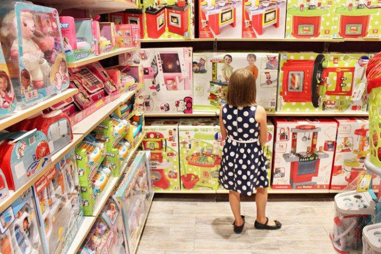 Jakie zabawki dla dzieci są bezpieczne?