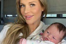 Joanna Krupa opublikowała swoje pierwsze zdjęcie z córką zaledwie kilkanaście godzin po porodzie. Na tym jednak nie poprzestała