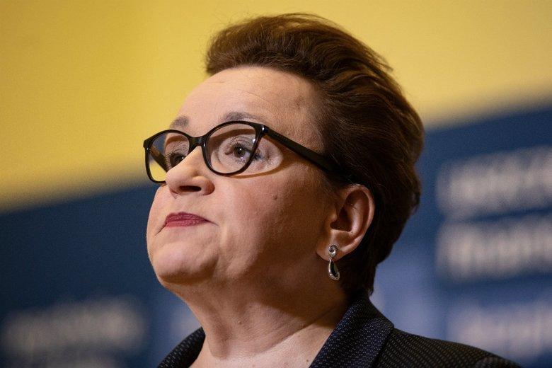 NIK krytykuje Annę Zalewską w raporcie o reformie edukacji