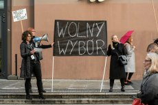 Czarny Wtorek, 03.10.2017 Wrocław