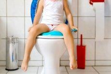 Problemy z oddawaniem moczu u dzieci